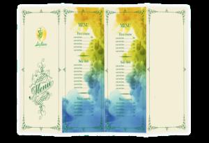 carta menu baratas